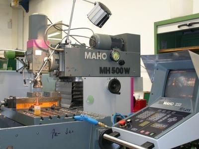 Deckel Maho W500
