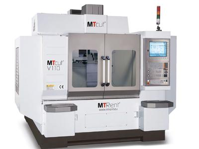 CNC-machining center MTcut V110