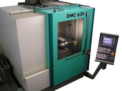 Deckel Maho DMC 63V